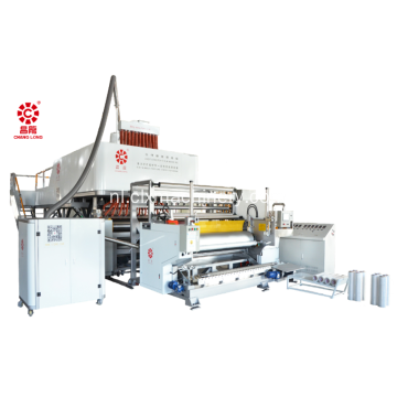 Professionele LLDPE Casting Wrapping Film Machine