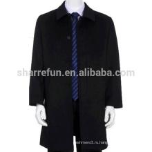 Пользовательские высокое качество мужских пальто из кашемира с заводской цене