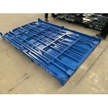 Faltbare Recycling-Rechteckstahl-Umschlagbox
