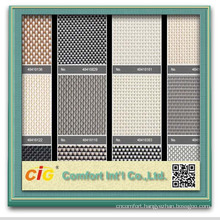 sunscreen fabric for roller blind/fabric with sunscreen/Roman blind