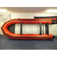 8 Meter große Schlauchboot Fischerboot Rescue Boot rudern