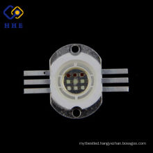 High Quality Epileds Chip 10w rgb led for Landscape Lighting