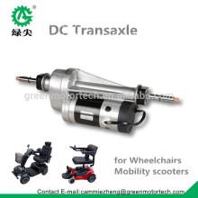 24v 1400w DC brush transaxle