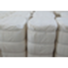 Algodão / tecido branco preço barato