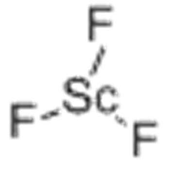 Scandium trifluoride CAS 13709-47-2