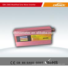 Inversor de la energía de 2000W DC12V AC110V / 120V / 220V / 230V