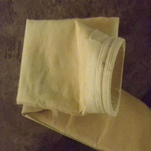 glassfiber dust filter bag with PTFE coating