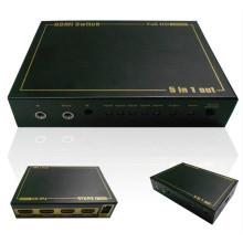 5 x 1 HDMI Switcher avec IR (YL0501M)