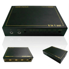 5 x 1 HDMI-переключатель с ИК (YL0501M)