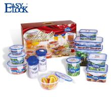 Microondas PP Cozinha Food Storage Container Set