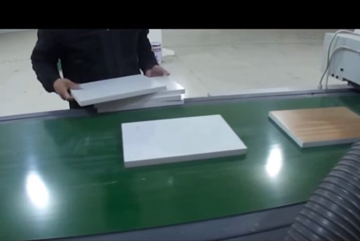Mdf Painting Production Line