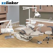 Anle AL-388SB Fonctions mobiles de la chaise dentaire pour main gauche