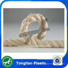 Corde d'emballage de corde de Sisal de haute qualité 3ply