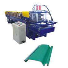 Máquina formadora de rolos de venezianas de aço