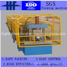 Roll Forming Machine to Make Square Steel Profiles