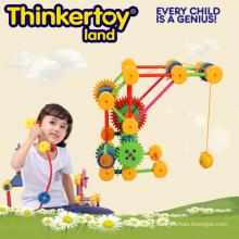 Juguetes educativos de plástico para niñas y niños