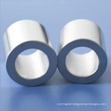 Custom Permannet Cylinder Neodymium NdFeB Magnet for Mirco Motors