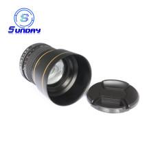 180degree 8mm F / 3.5-22 Super Fisheye Caméra Objectif Pour Nikon Canon DSLR SLR