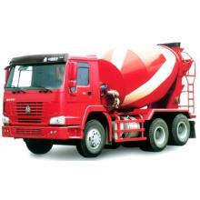 Camion de mélangeur de Sinotruk HOWO 6x4 9m3