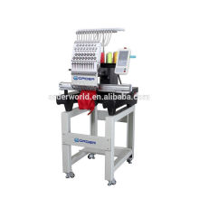 Single Head Cap Computerized Embroidery Machine with factory price
