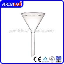 JOAN Laboratorio de vidrio de alta borosilicato pequeño embudo