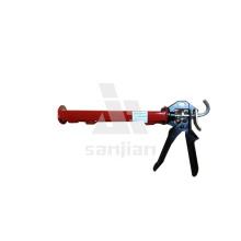 """El más nuevo tipo 9 """"arma de calafateo esquelético, arma del aplicador del silicón del arma del silicón, pistola del sellador del silicón (SJIE3012B)"""