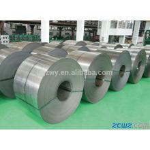 Série 1000 et bande en aluminium non alliage