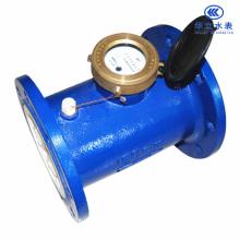 Horizontale Woltman Wet Dial Kaltwasserzähler (LXL-40E ~ LXL-200E)