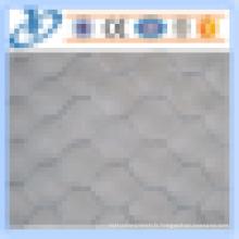 Filet hexagonal / fil de poulet / filet de volaille recouvert de vinyle