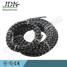 11.0 Rubber Wire Saw Diamond Tool for Marble Quarry
