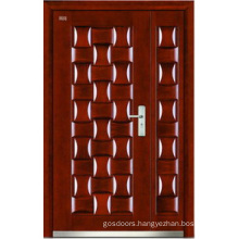 Steel-Wooden Door (LT-318)