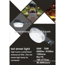 2017 Новый 120В 70вт 130ЛМ/Вт фотоэлемент напольные сарае свет