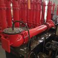 UL FM Dried Barrel Fire Hydrant