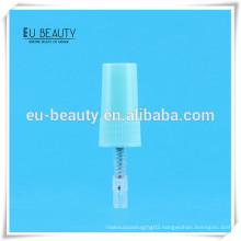 Light blue 360 degree universal up-down spray pump 20/410