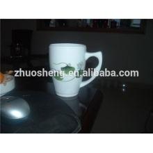 hot selling product stainless steel promotional ceramic mug, ceramic coffee mug