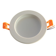 5W High Power LED Lamp Three Color Temperature LED Dimmable Downlight