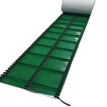 PVC food industry conveyor belt manufacturer side wall conveyor belt for food oil resistant