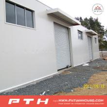 Oficina pré-fabricada galvanizada de baixo custo da construção de aço