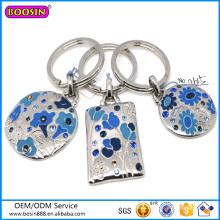 2015 Hot Selling Chinese Charm Keychain Unique Enamel Keychain #12615