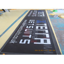 Große Gebäude Zaun Werbung Vinyl Mesh Banner