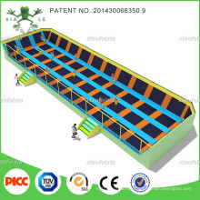 Top Quality Trampoline Park Manufacturer