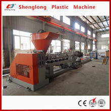 Kunststoff-Recycling-Maschine oder Pelletizer