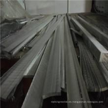 Sala limpia de peso ligero Aluminio Honeycomb
