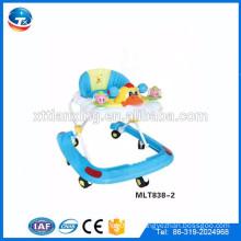 Caminhante do carrinho de criança do bebê com brinquedos e música / Walker do portador do bebê venda