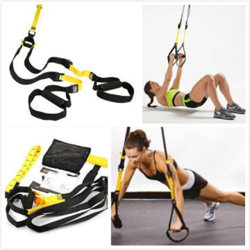 Ganas TRX Suspension Trainer Crossfit Gym Equipment
