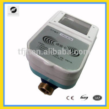 RFID Water meter for hot and chill water for Auto drain& Water cooling system