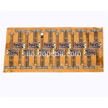 PCB flexible para placa de circuito led smd