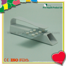 Distributeur médical de purgeur de pilule en plastique