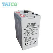 TAICO Lead Carbon Battery Storage 2V 1000AH 500AH 800Ah Inverter Battery Solar Battery 1500Ah