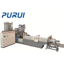 Single Screw Extruder Granulator for PP Flakes